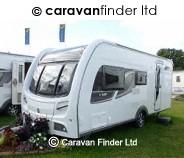 Coachman VIP 520/4 2013 caravan