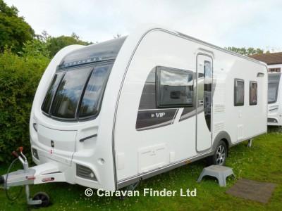 Used Coachman VIP 545 2013 touring caravan Image