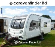 Coachman VIP 560 2013 caravan
