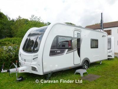 Used Coachman VIP 565 2013 touring caravan Image