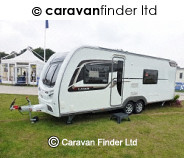 Coachman Laser 640 2014 caravan