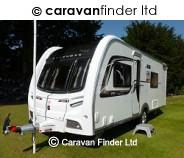 Coachman VIP 565 2014 caravan