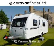 Coachman Vision 560 2014 caravan