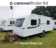 Coachman Vision 565 2014 caravan