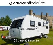 Coachman Vision 580 2014 caravan