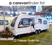 Coachman Laser 650 2015 caravan