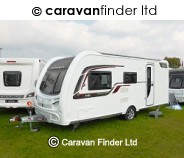 Coachman VIP 520 2015 caravan