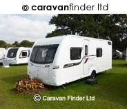 Coachman Vision 560 STORRINGTON 2015 caravan