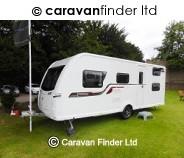 Coachman Vision 580 2015 caravan