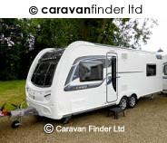 Coachman Laser 650 2016 caravan