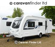 Coachman VIP 520 2016 caravan