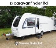Coachman VIP 575 2016 caravan