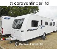 Coachman Vision 570 2016 caravan