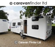 Coachman Vision Xtra 580 2016 caravan