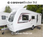 Coachman VIP 520 2017 caravan