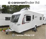 Coachman Vision 545 2017 caravan