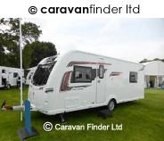 Coachman Pastiche 545 2018 caravan