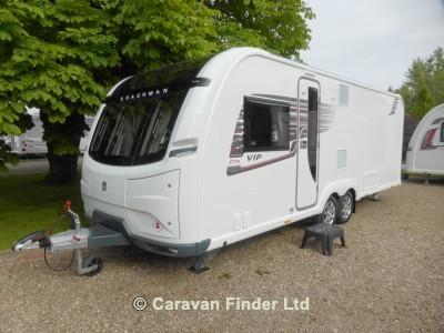 New Coachman VIP 675 2018 touring caravan Image