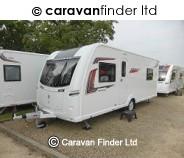 Coachman Vision 545 2018 caravan