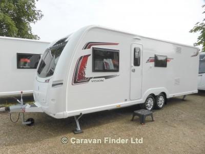 New Coachman Oasis 630 2018 touring caravan Image