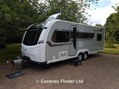 New Coachman Laser 650 2019 touring caravan Image