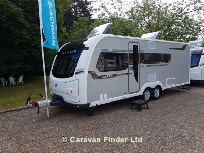 New Coachman Laser 675 2019 touring caravan Image