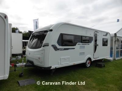 New Coachman VIP 570 2019 touring caravan Image