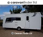 Coachman Vision 520 2019 caravan