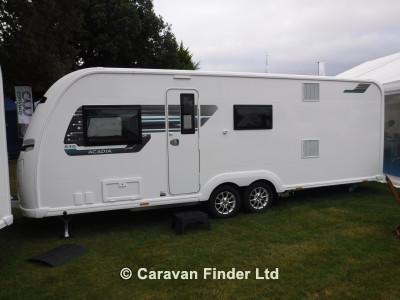Used Coachman Acadia 630 2020 touring caravan Image