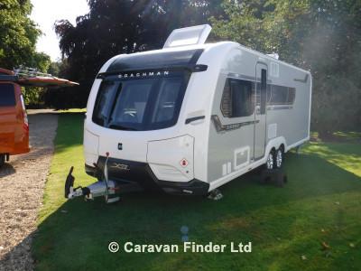 New Coachman Laser Xcel 850 2020 touring caravan Image