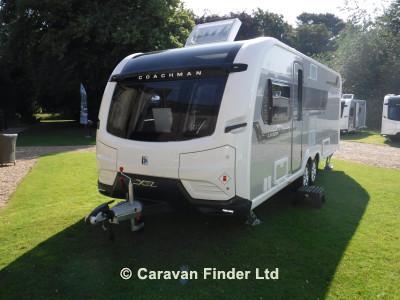 New Coachman Laser Xcel 875 2020 touring caravan Image