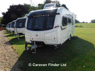 New Coachman VIP 520 2020 touring caravan Image
