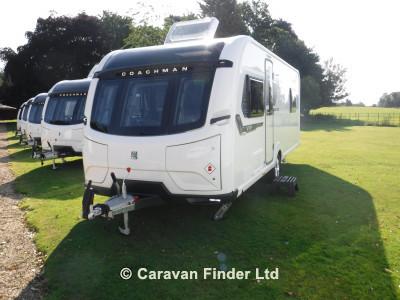 New Coachman VIP 545 2020 touring caravan Image