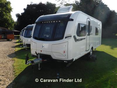 New Coachman VIP 565 2020 touring caravan Image