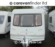 Compass Corona 475 2003 caravan