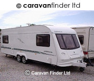 Compass Corona 630 2005 caravan
