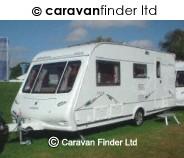 Compass Omega 524 2005 caravan