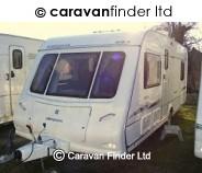 Compass Corona 534 2006 caravan