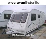 Compass Omega 524 L 2006 caravan