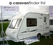 Compass Corona 362 2007 caravan