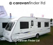 Compass Odyssey 544 2007 caravan