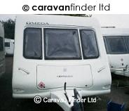 Compass Omega 524 2008 caravan