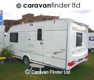 Compass Omega 482 2009 caravan