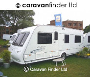 Compass Rambler 19/4 SE 2009 caravan