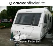 Compass Omega 540 2010 caravan