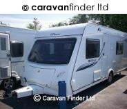 Compass Venture 540 2011 caravan