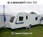 Compass Omega 550 2014 caravan