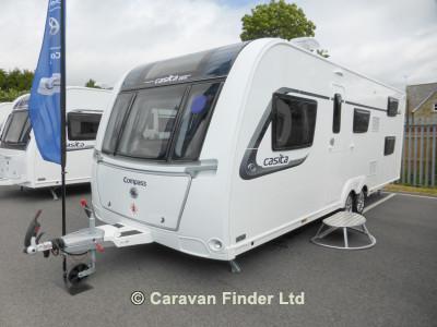 New Compass Casita 866 2018 touring caravan Image