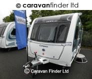 Compass Camino 554 2019 caravan