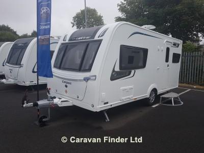 New Compass Capiro 462 2019 touring caravan Image